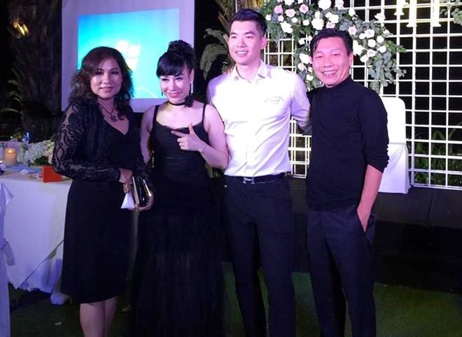 Trương Nam Thành làm đám cưới với vợ đại gia hơn 15 tuổi trong đêm Giáng sinh - Ảnh 1