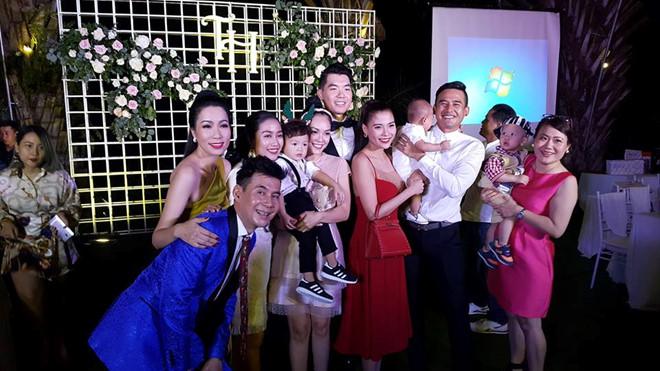 Trương Nam Thành làm đám cưới với vợ đại gia hơn 15 tuổi trong đêm Giáng sinh - Ảnh 3
