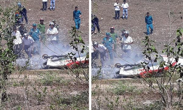 Danh tính 2 phi công bay huấn luyện hy sinh ở Khánh Hòa - Ảnh 1