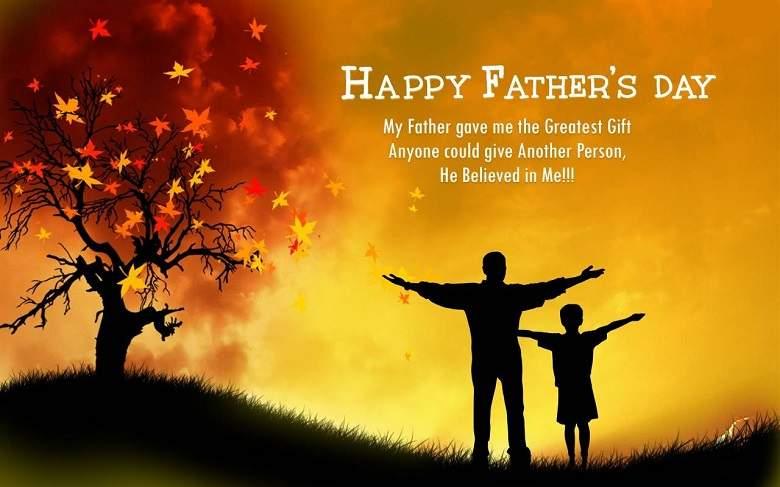 Sưu tầm những lời tâm tình viết về Ngày của Cha bằng tiếng anh  - Ảnh 3