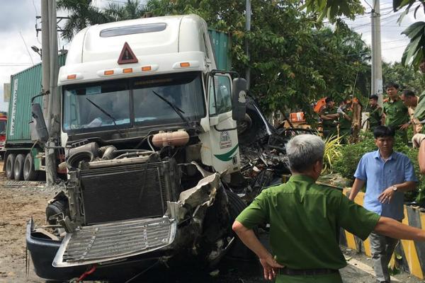Vụ tai nạn thảm khốc ở Tây Ninh: Tổng cộng 5 người tử vong, trong đó 4 người là ruột thịt - Ảnh 2