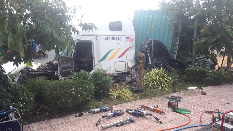 Vụ tai nạn thảm khốc ở Tây Ninh: Tổng cộng 5 người tử vong, trong đó 4 người là ruột thịt - Ảnh 3