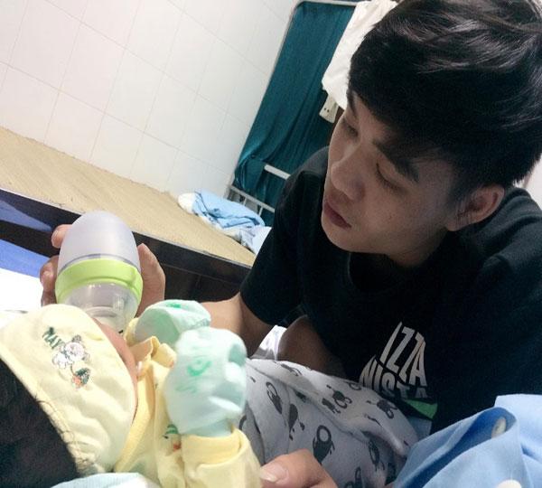 Nhật kí vượt cạn không thể thật hơn của người mẹ trẻ ở Bắc Giang - Ảnh 1