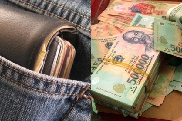 Chỉ cần đặt vật này vào ví: Xui xẻo tránh xa, tiền bạc ùn ùn kéo đến ngay lập tức - Ảnh 1
