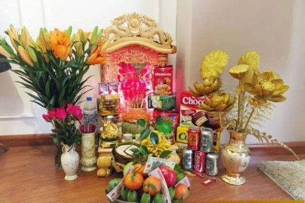 Đặt bàn thờ Thần Tài đúng vị trí đón tài lộc vào nhà