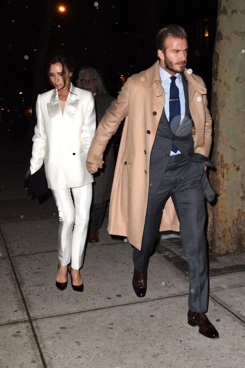 Bất ngờ với cách thể hiện tình yêu dành cho vợ của David Beckham - Ảnh 13