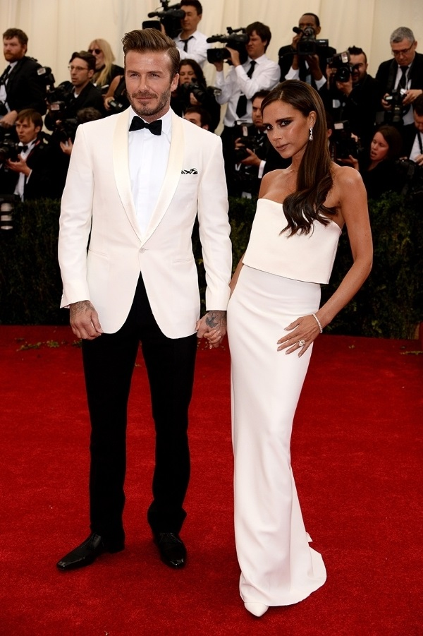 Bất ngờ với cách thể hiện tình yêu dành cho vợ của David Beckham - Ảnh 14
