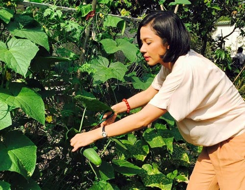 Mẹ đơn thân Việt Trinh lần đầu chia sẻ về đứa con trai