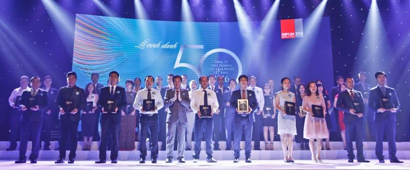 Vinamilk 6 năm liền lọt top 50 công ty kinh doanh hiệu quả nhất Việt Nam