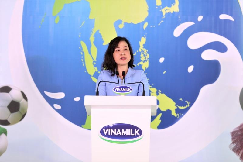 Vinamilk đồng hành hưởng ứng chương trình  'Ngày sữa thế giới' do hiệp hội sữa Việt Nam khởi xướng - Ảnh 1