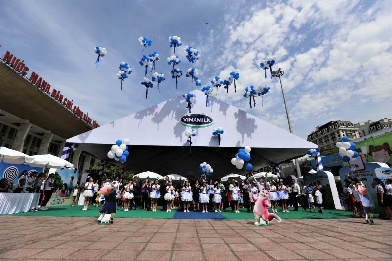 Vinamilk đồng hành hưởng ứng chương trình  'Ngày sữa thế giới' do hiệp hội sữa Việt Nam khởi xướng - Ảnh 3