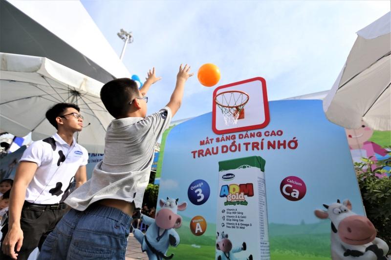Vinamilk đồng hành hưởng ứng chương trình  'Ngày sữa thế giới' do hiệp hội sữa Việt Nam khởi xướng - Ảnh 4