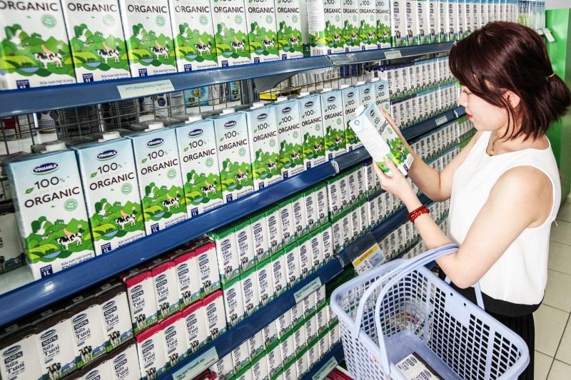 Vinamilk là công ty sản xuất hàng tiêu dùng duy nhất của Việt Nam lọt vào danh sách 2000 công ty niêm yết lớn nhất toàn cầu - Ảnh 1