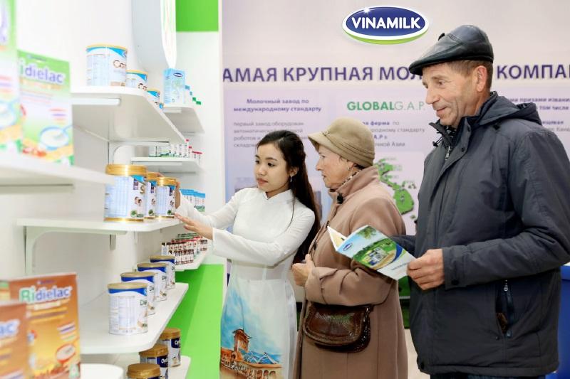 Vinamilk là công ty sản xuất hàng tiêu dùng duy nhất của Việt Nam lọt vào danh sách 2000 công ty niêm yết lớn nhất toàn cầu - Ảnh 2