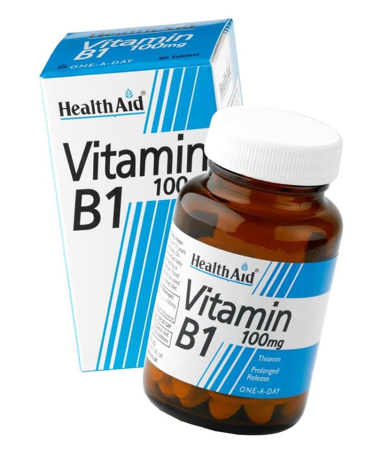 Tác dụng làm đẹp của vitamin B1