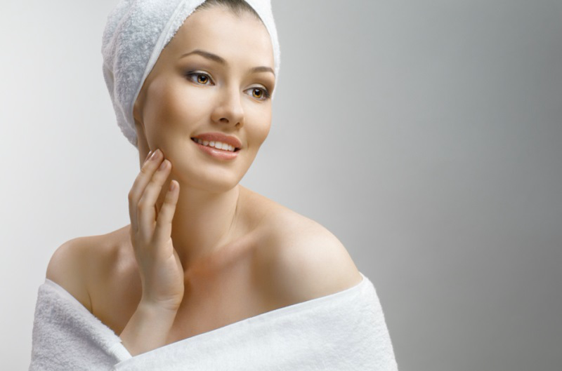 Làm sáng da với vitamin B1.