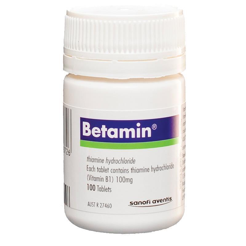 Tác dụng của vitamin B1