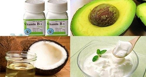 Công thức vitamin B1 trị mụn tại nhà dễ làm