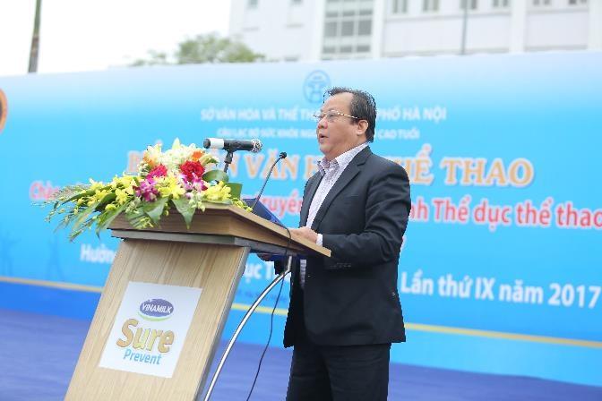 Vinamilk xác lập kỷ lục mới 'Đồng diễn thể dục dưỡng sinh có số lượng người cao tuổi tham gia đông nhất Việt Nam' - Ảnh 2