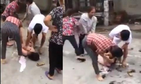 Vụ 'Bồ nhí bị đánh ghen dã man, cắt trụi tóc - chồng dửng dưng đứng nhìn': Người vợ có thể bị phạt tù đến 7 năm - Ảnh 1