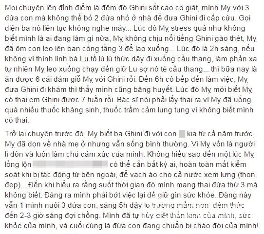 Vợ cũ Huy Khánh từng muốn tự tử vì chồng ngoại tình - Ảnh 2