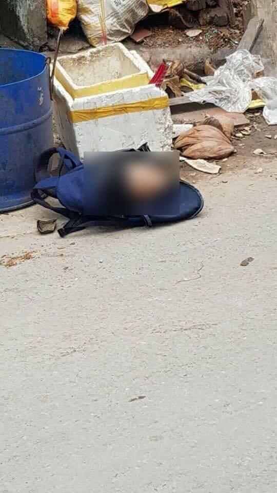 Hàng xóm hãi hùng kể lại đêm người chồng bị vợ sát hại, chặt đầu vứt vào thùng rác - Ảnh 3