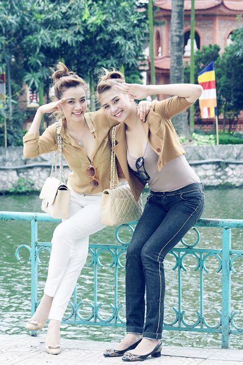 Những tình chị em 'cây khế' của làng giải trí Việt, trước nói cười sau lại ngó lơ như chưa từng quen - Ảnh 8