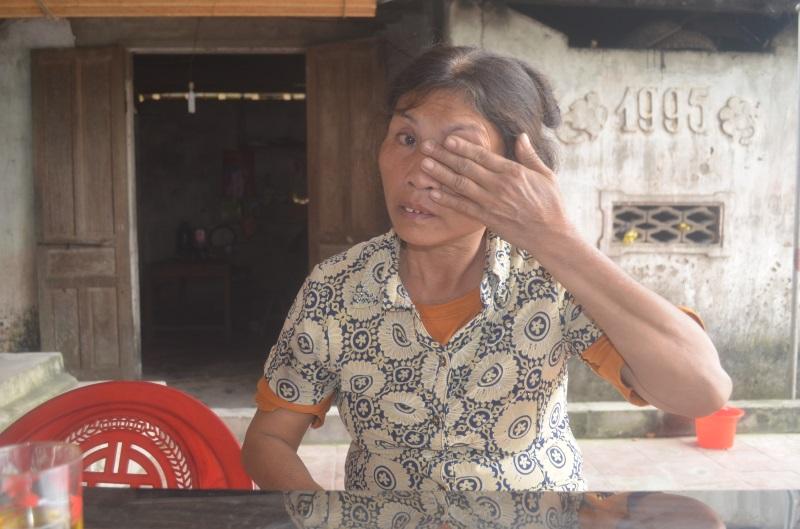 Người vợ nghèo bất lực nhìn chồng chết dần vì căn bệnh ung thư phổi: Không còn sức để khóc than cho số phận - Ảnh 4