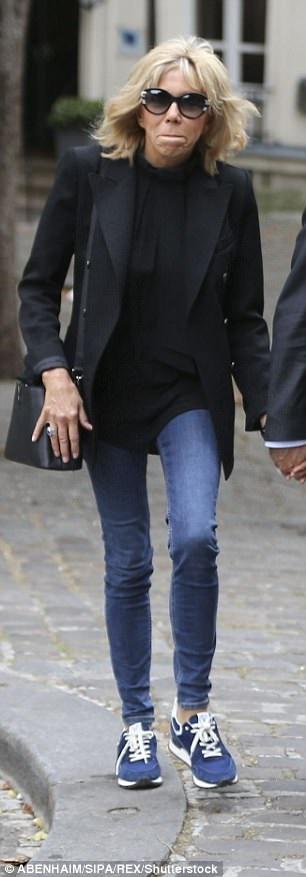 Dù lớn hơn chồng 24 tuổi nhưng vợ tổng thống Pháp vẫn trẻ trung bất ngờ nhờ bí quyết này - Ảnh 4