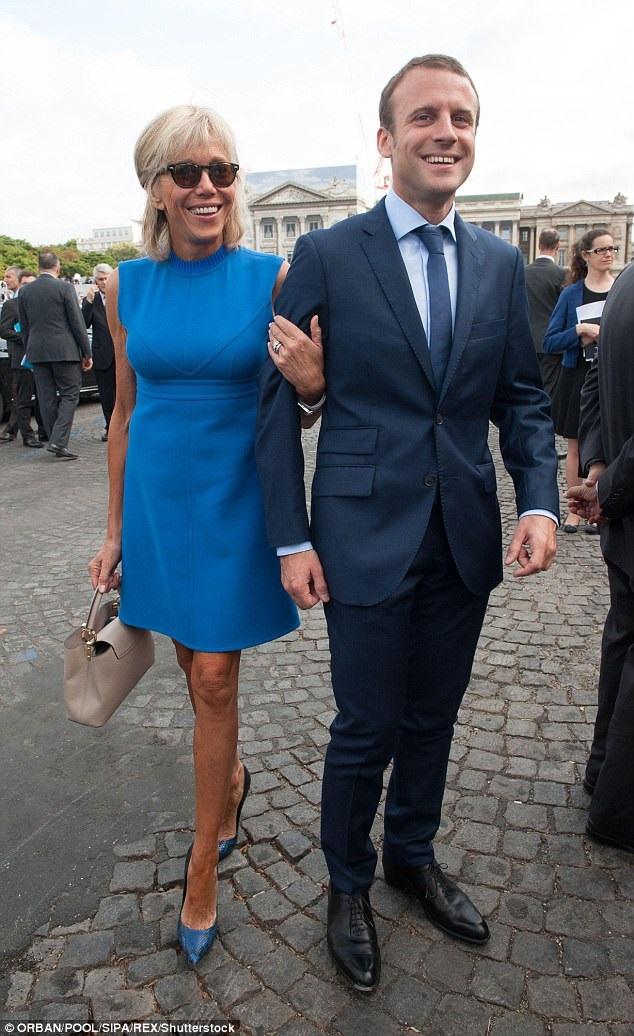 Dù lớn hơn chồng 24 tuổi nhưng vợ tổng thống Pháp vẫn trẻ trung bất ngờ nhờ bí quyết này - Ảnh 5