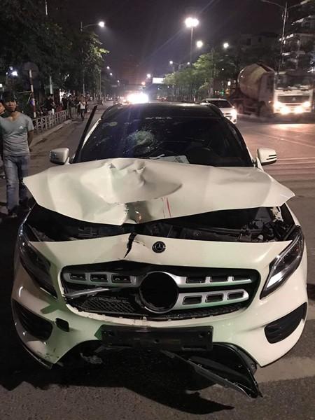 Vụ xe Mercedes gây tai nạn khiến 2 phụ nữ tử vong ở Hà Nội: Lời khai bất ngờ của tài xế - Ảnh 2
