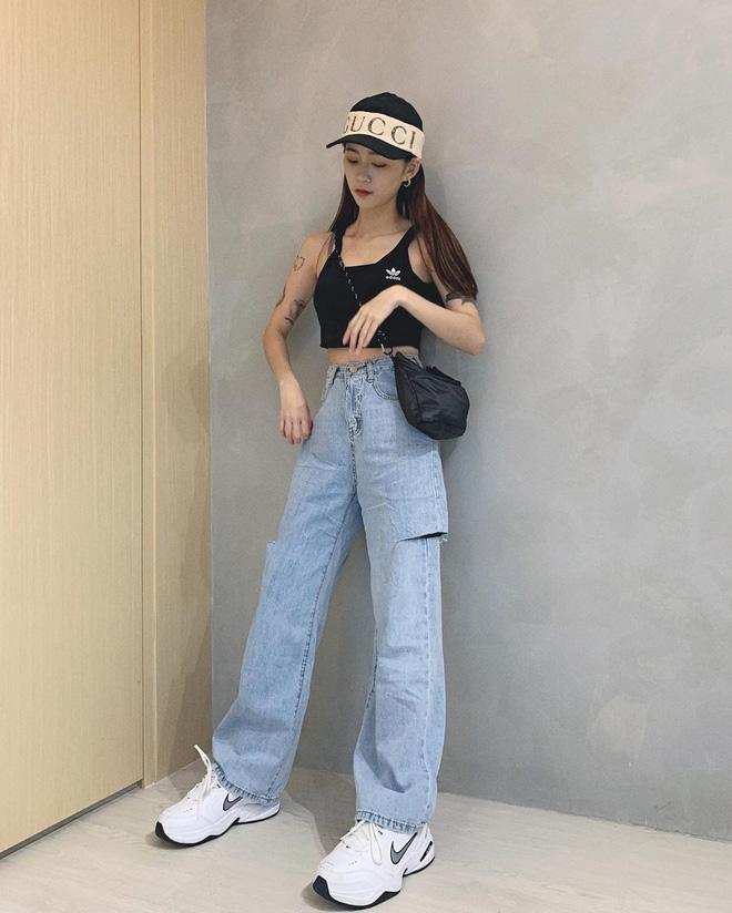 cach mix do voi quan jeans 2