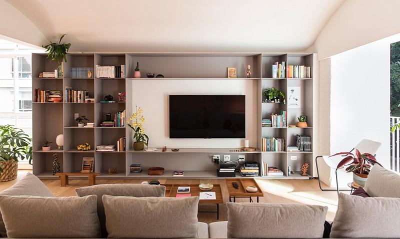 Mẫu tủ đẹp giúp ngôi nhà trở nên phong cách hơn - Ảnh 3