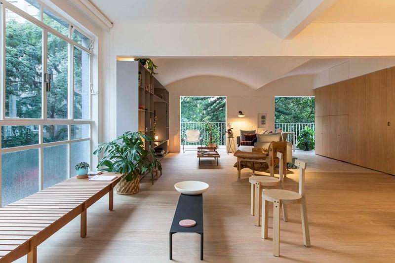 Mẫu tủ đẹp giúp ngôi nhà trở nên phong cách hơn - Ảnh 1