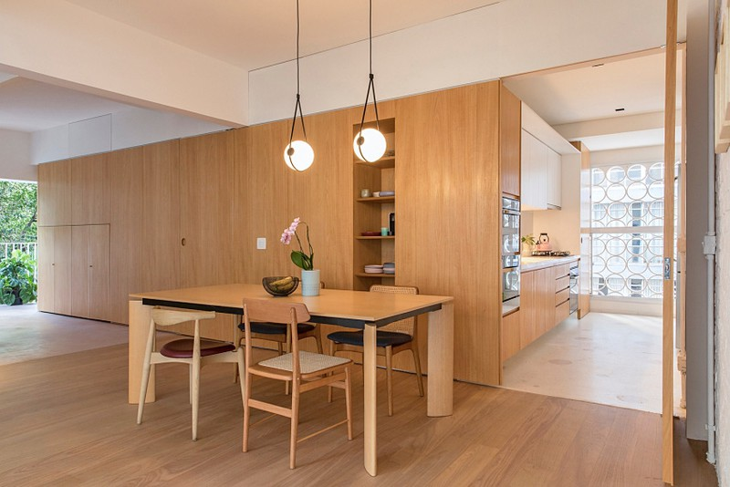 Mẫu tủ đẹp giúp ngôi nhà trở nên phong cách hơn - Ảnh 4