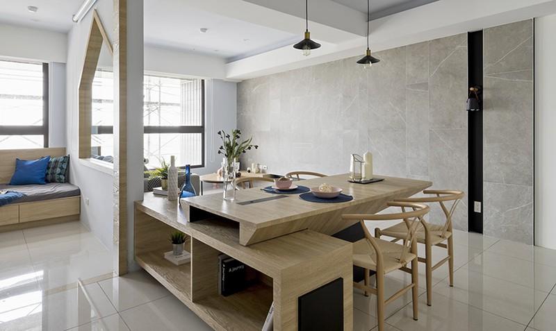 Ngôi nhà đơn giản mà đẹp của gia đình trẻ - Ảnh 4