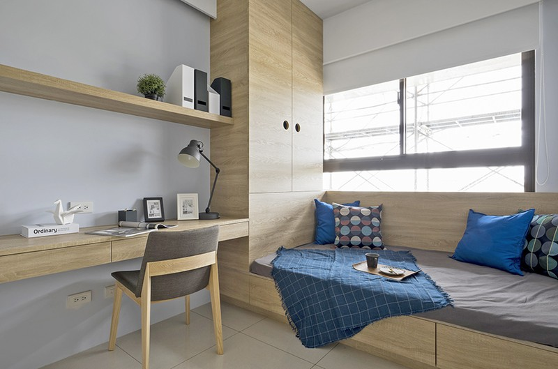 Ngôi nhà đơn giản mà đẹp của gia đình trẻ - Ảnh 5