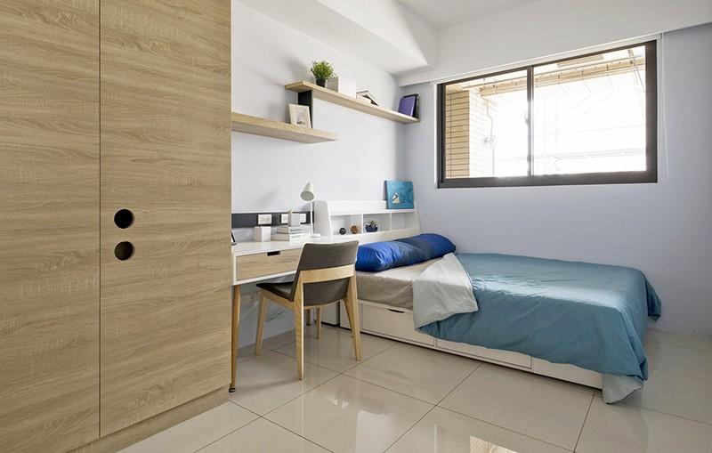 Ngôi nhà đơn giản mà đẹp của gia đình trẻ - Ảnh 9