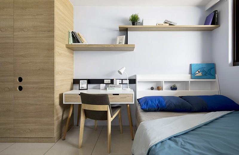 Ngôi nhà đơn giản mà đẹp của gia đình trẻ - Ảnh 10