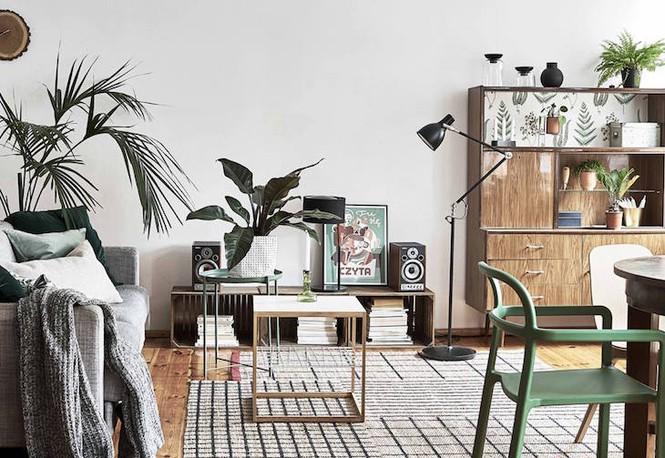 Những kiểu trang trí nhà đơn giản nhưng cực 'chất' để đón Tết - Ảnh 8