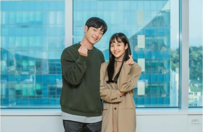 Park Min Young tái xuất với tạo hình xinh đẹp, ngọt ngào đậm chất thanh xuân trong phim mới - Ảnh 6