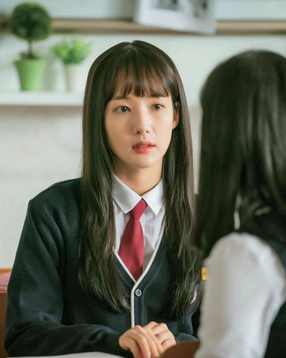 Park Min Young tái xuất với tạo hình xinh đẹp, ngọt ngào đậm chất thanh xuân trong phim mới - Ảnh 1