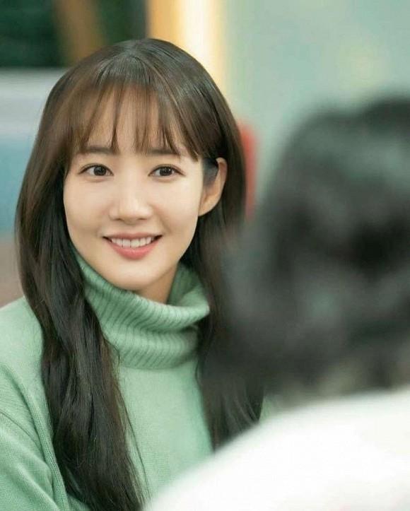 Park Min Young tái xuất với tạo hình xinh đẹp, ngọt ngào đậm chất thanh xuân trong phim mới - Ảnh 2