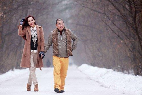 Bị dị nghị lấy chồng kém sắc, mỹ nhân Việt vẫn có cuộc sống hạnh phúc vạn người mơ - Ảnh 5