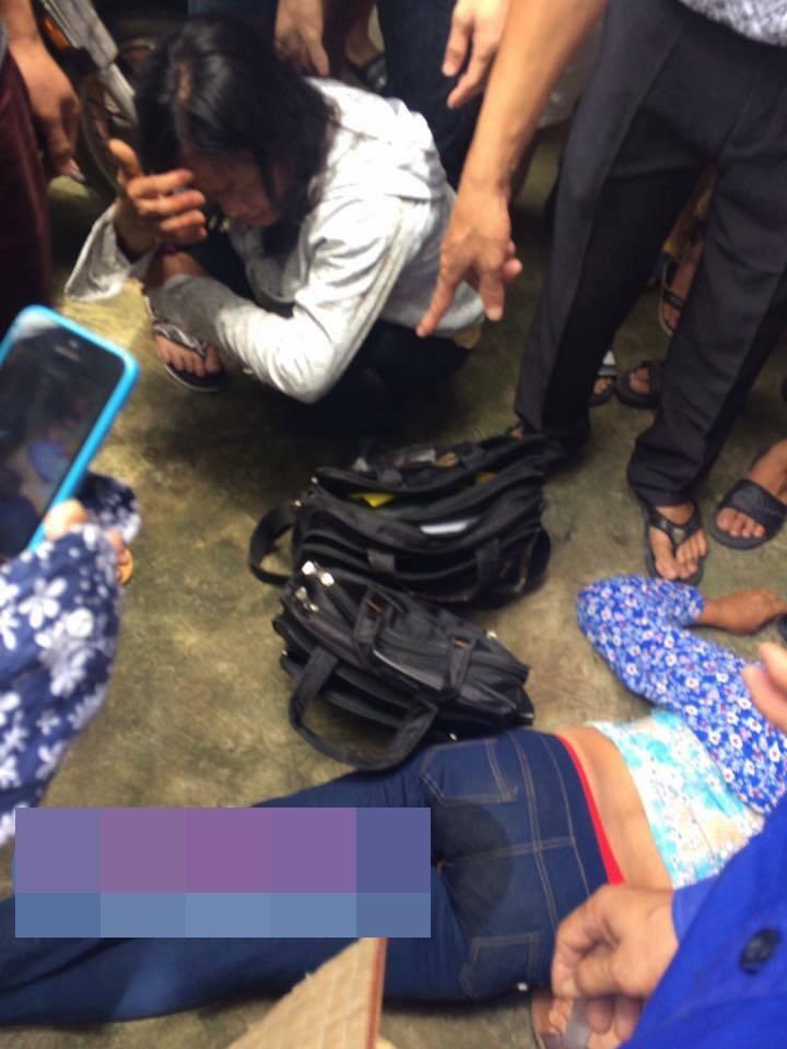 Vụ đánh đập dã man 2 phụ nữ vì nghi bắt cóc: Người tung tin giả là hot girl bán mỹ phẩm - Ảnh 11