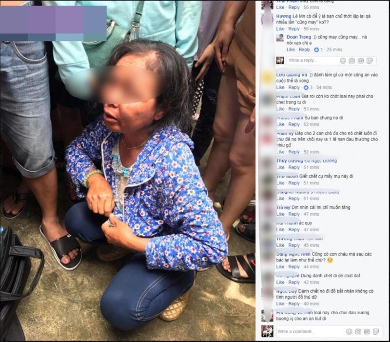 Vụ đánh đập dã man 2 phụ nữ vì nghi bắt cóc: Người tung tin giả là hot girl bán mỹ phẩm - Ảnh 17