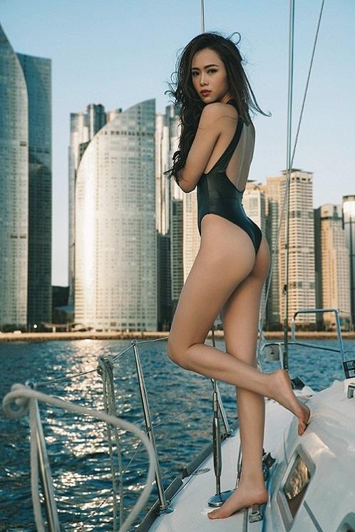 Đã tìm ra mỹ nữ chiếm ngôi 'sexy nhất showbiz' của Ngọc Trinh - Ảnh 10