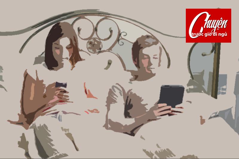 Chuyện trước giờ đi ngủ: Chiếc giường nguội lạnh vì smartphone - Ảnh 1