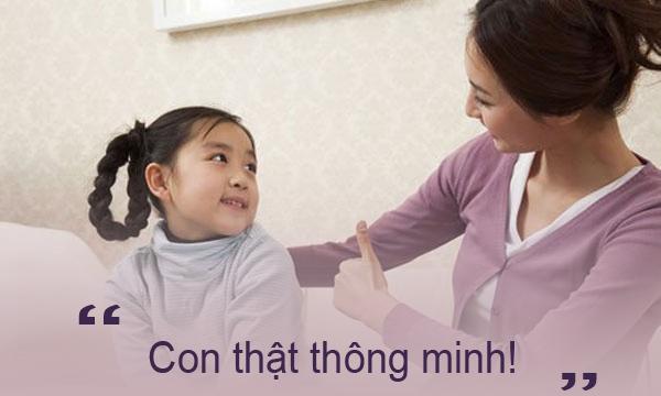 6 câu tâng bốc tưởng như khen nhưng lại hóa hại trẻ - Ảnh 1