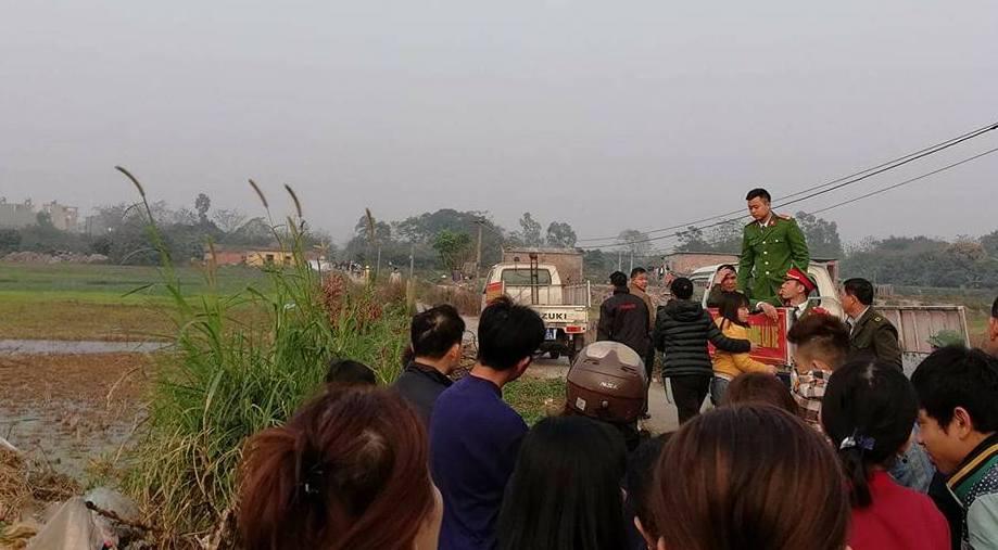 Hà Nội: Mâu thuẫn khi mổ lợn cuối năm, 1 người bị đâm tử vong - Ảnh 2